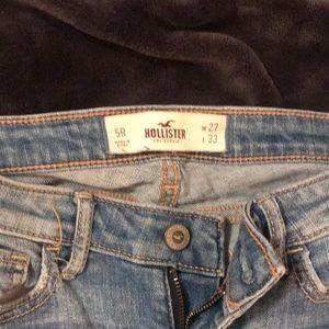 Hollister Jeans - Hollister Straight Leg Skinny Jeans